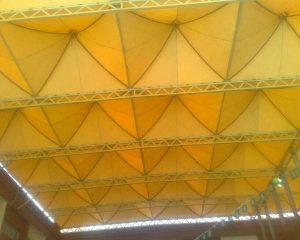 مظلات الاسطح