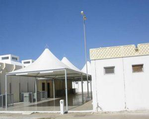 تغطية المساجد